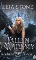 Fallen Academy, Tome 3 : Troisième année