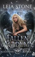 Fallen Academy, Tome 4 : Quatrième année