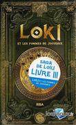 Loki et les pommes de Jouvence