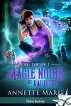 couverture Tori Dawson, Tome 2 : Magie noire et Daiquiri