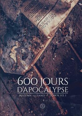 Couverture du livre : 600 jours d'apocalypse