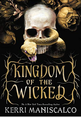 Couverture du livre : Kingdom of the Wicked, Tome 1
