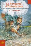 couverture Le Royaume d'Outrebrume, Tome 2 : Le Prisonnier de Grisemine