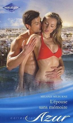 Couverture du livre : L'épouse sans mémoire