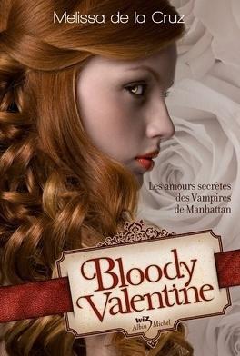 Couverture du livre : Les Vampires de Manhattan, HS : Bloody Valentine