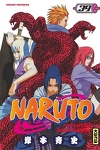 couverture Naruto, Tome 39 : Ceux qui font bouger les choses