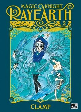 Couverture du livre : Magic Knight Rayearth, tome 2