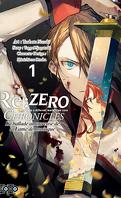 Re:Zero Chronicles : La ballade amoureuse de la lame démoniaque, Tome 1