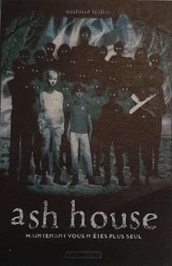 Couverture de Ash house