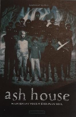Couverture du livre : Ash house