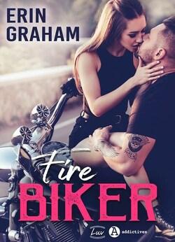 Couverture de Fire Biker