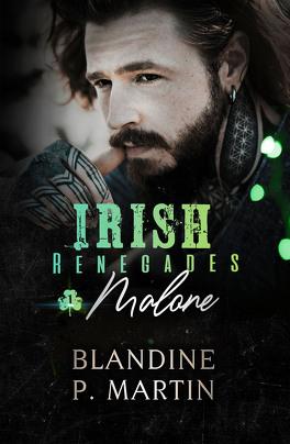 Couverture du livre : Irish Renegades, Tome 1 : Malone