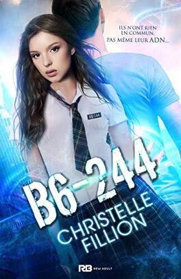 Couverture du livre : B6-244