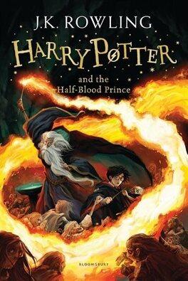 Couverture du livre : Harry Potter and the Half-Blood Prince