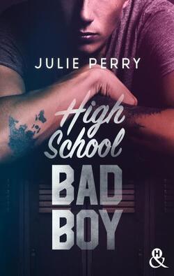 Couverture de High school bad boy