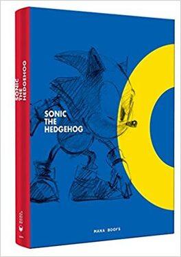 Couverture du livre : Sonic le hérisson - Artbook anniversaire
