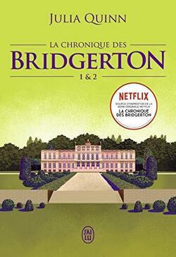 Couverture de La Chronique des Bridgerton, Tomes 1 et 2 : Daphné et le duc / Anthony
