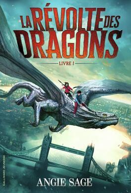 Couverture du livre : La Révolte des dragons, Tome 1