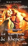 Les Princes Immortels, Tome 3 : Le Vampire de Khepesh