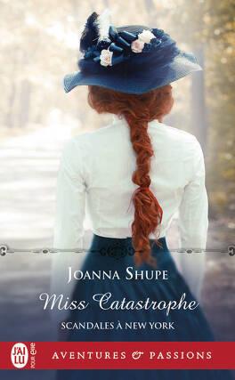 Couverture du livre : Scandales à New York, Tome 2 : Miss Catastrophe