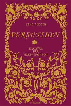 Couverture de Persuasion