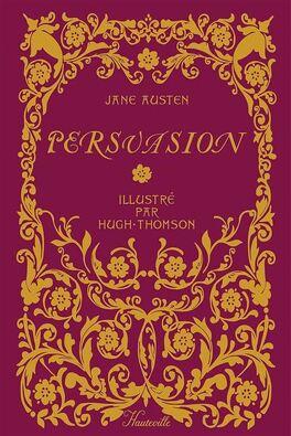 Couverture du livre : Persuasion
