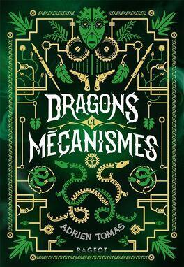 Couverture du livre : Dragons et mécanismes