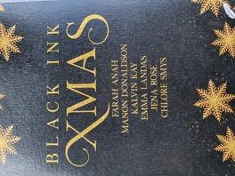 Couverture du livre : Black Ink Xmas