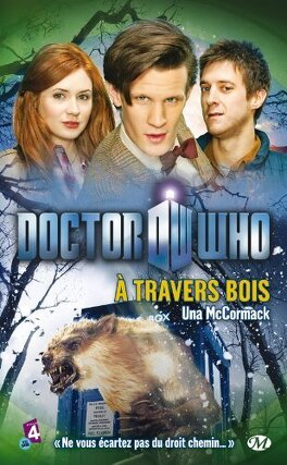 Couverture du livre : Doctor Who : A travers bois