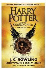 Couverture du livre : Harry Potter and the cursed child