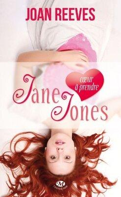 Couverture de Jane (coeur à prendre) Jones