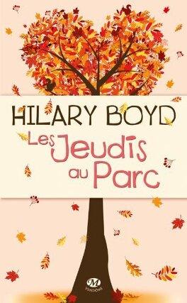 Couverture du livre : Les Jeudis au Parc