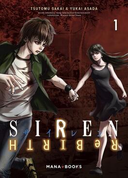 Couverture du livre : Siren Rebirth, Tome 1