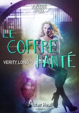 Couverture du livre : Verity Long, Tome 3 : Le Coffre hanté