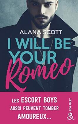 Couverture du livre : I Will Be Your Romeo