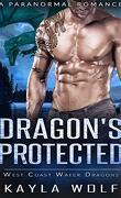 Les Dragons d'eau de l'ouest, Tome 6 : Dragon's Protected