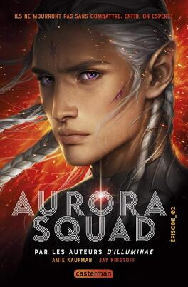Couverture du livre : The Aurora Cycle, Tome 2 : Aurora Burning