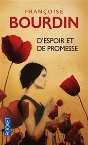 Couverture du livre : D'espoir et de promesse