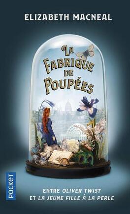 Couverture du livre : La Fabrique de poupées