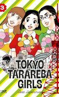 Tokyo Tarareba Girls, Tome 3