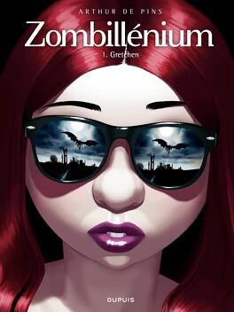 Couverture du livre : Zombillénium, Tome 1 : Gretchen