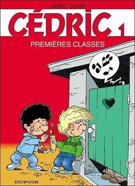 Couverture du livre : Cédric, Tome 1 : Premières classes