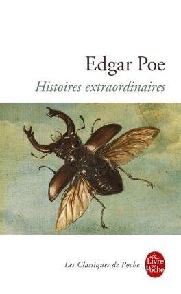 Couverture du livre : Histoires extraordinaires