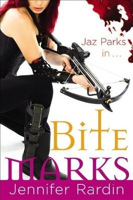 Couverture du livre : Jaz Parks, Tome 6 : Bite Marks