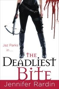 Couverture de Jaz Parks, Tome 8 : The Deadliest Bite