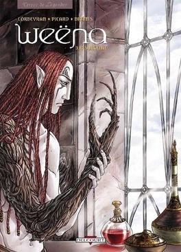 Couverture du livre : Weëna, tome 3 : Résurgence