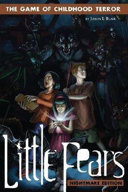 Couverture du livre : Little fears - nightmare edition