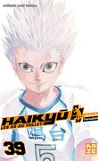 Haikyū !! Les As du volley, Tome 39