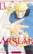 The Heroic Legend of Arslân, Tome 13