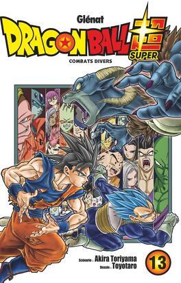Couverture du livre : Dragon Ball Super, Tome 13 : Combats divers
